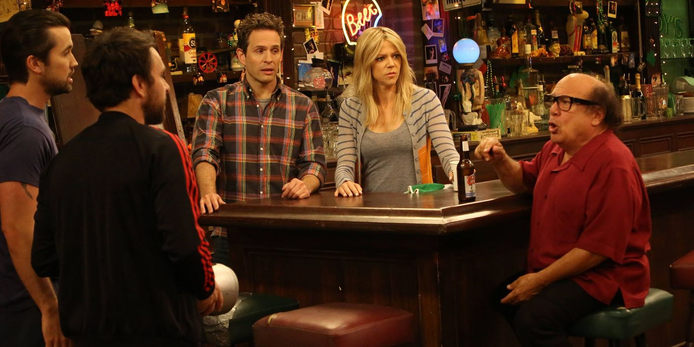 Watch: Learn How To Emerge From Quarantine With the 'Always Sunny' Gang