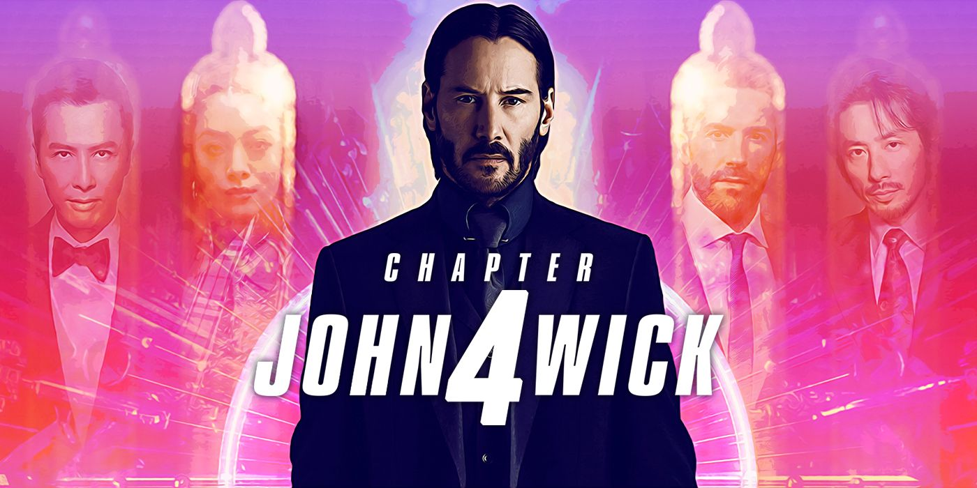 John Wick 4 Release Date, Cast, Plot & Everything We Know