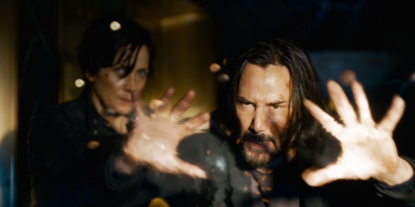 The Matrix 4: I'm Ready to Be Hurt Again - Collider.com