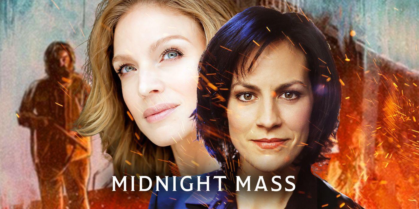 'Midnight Mass' Stars Annabeth Gish and Kristin Lehman on the Magic of the