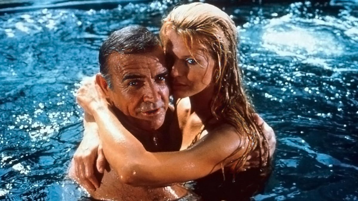 Never Say Never Again Is An Essential Bond Watch Because It Allows Him To Age