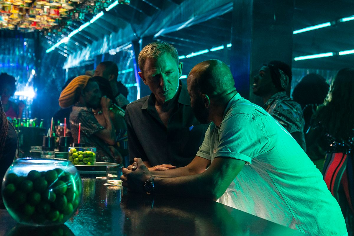 No Time to Die Review: The Daniel Craig Era of James Bond Comes to an End