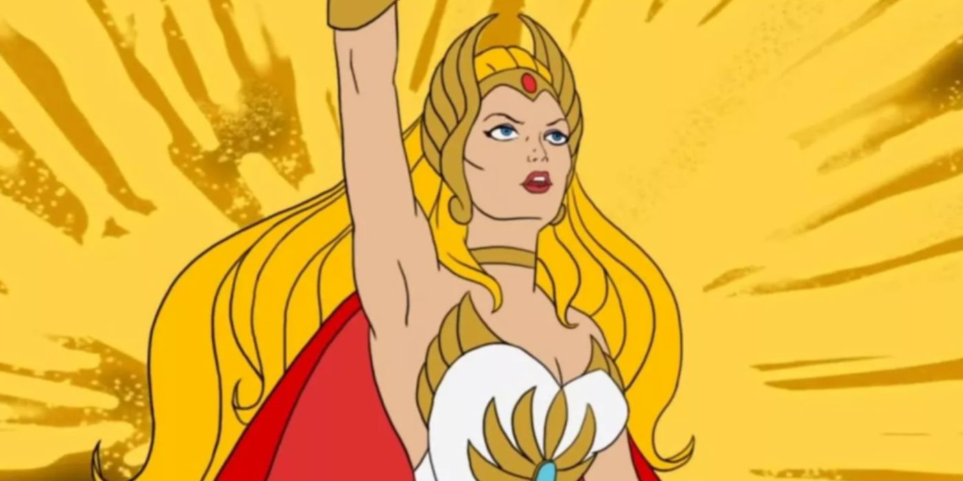 'She-Ra' Reside-Motion TV Present in Growth at Amazon