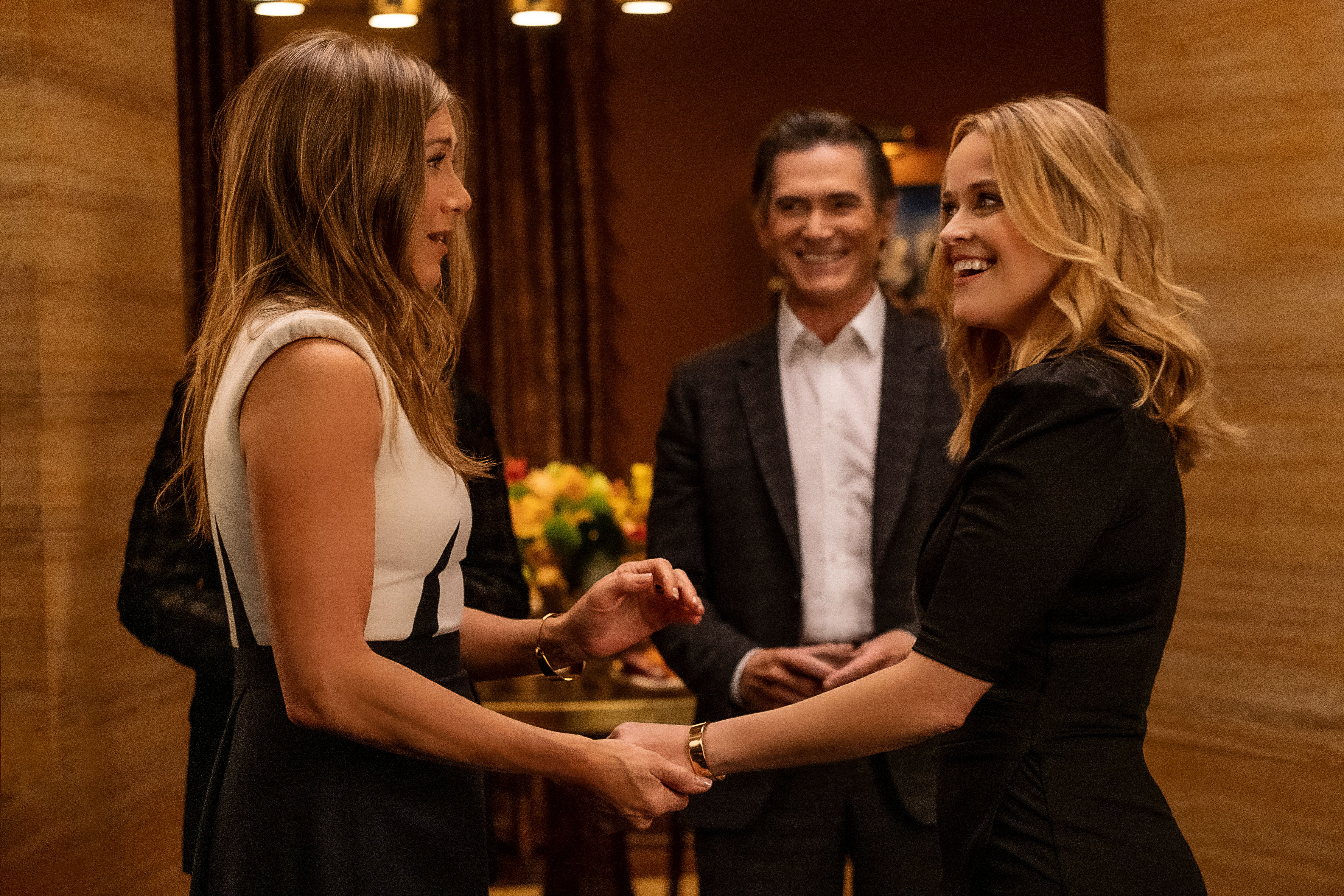 Jennifer Aniston on The Morning Show Season 2 and Filming Really Emotional Scenes