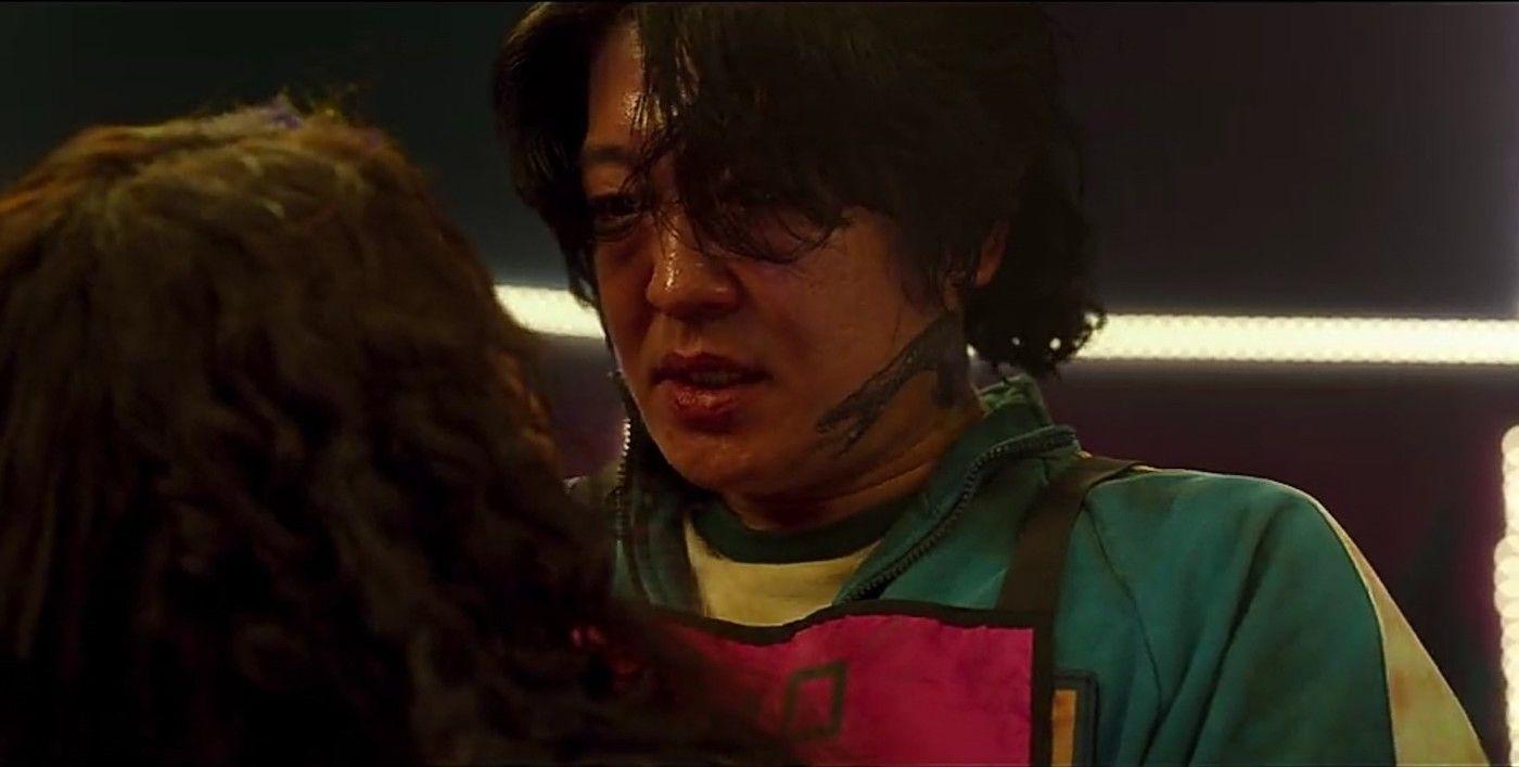 Deok-Su dies after falling off the bridge