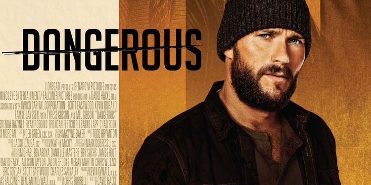 'Dangerous' Poster and Release Date Announced