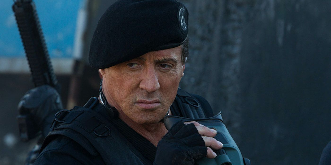 Sylvester Stallone Wraps Filming Expendables 4, Says Goodbye to Series