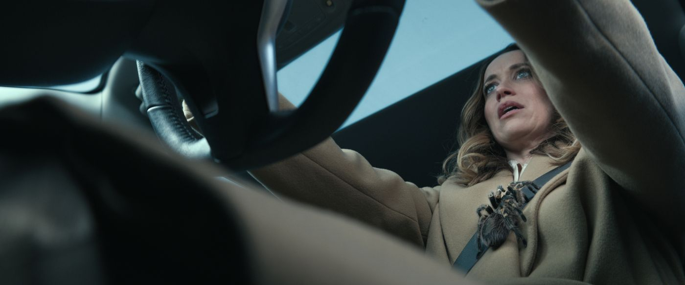 Kate Siegel Descends Into Dangerous Mind Games in First Hypnotic Trailer  for Netflix
