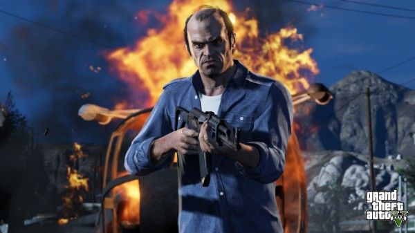Grand Theft Auto V Getting Next-Gen Update for PS5 and Xbox Series X/S
