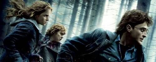 HARRY POTTER AND THE DEATHLY HALLOWS - PART 1 Giveaway