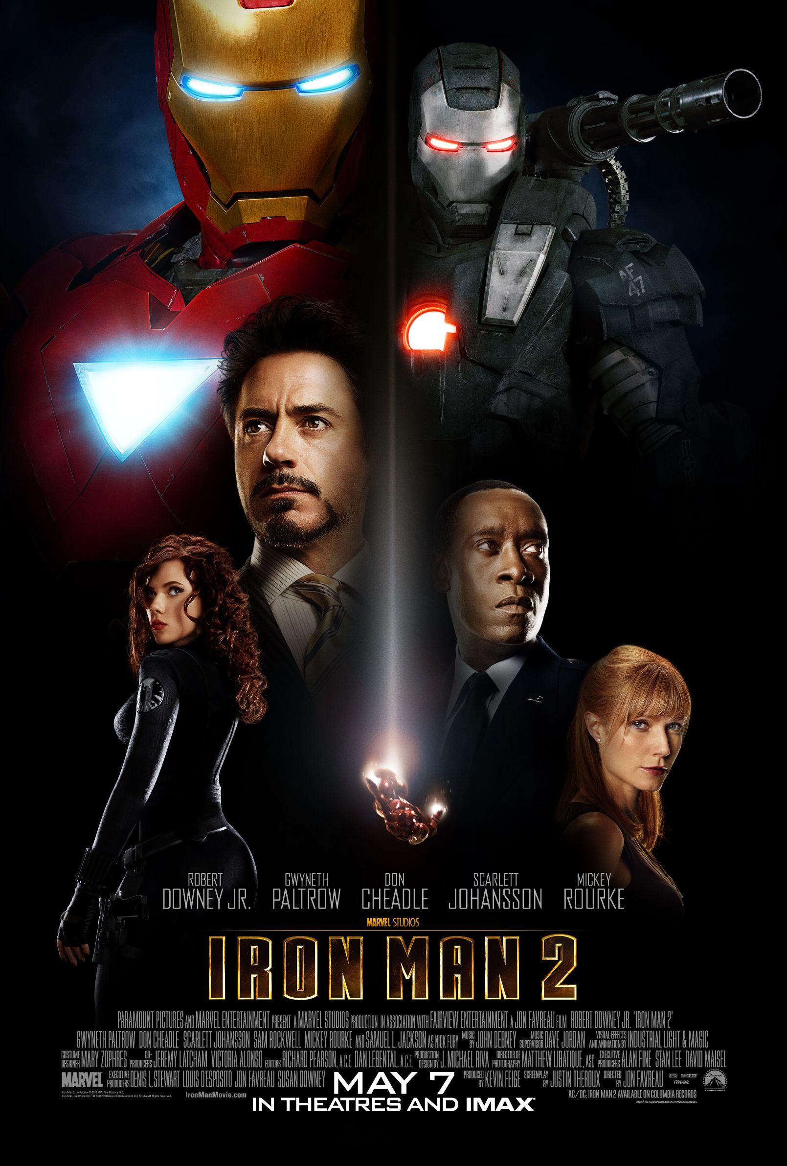 Como o MCU foi feito: 'Homem de Ferro 2' - Problemas de contrato e reformulação quais foram as disputas criativas 5