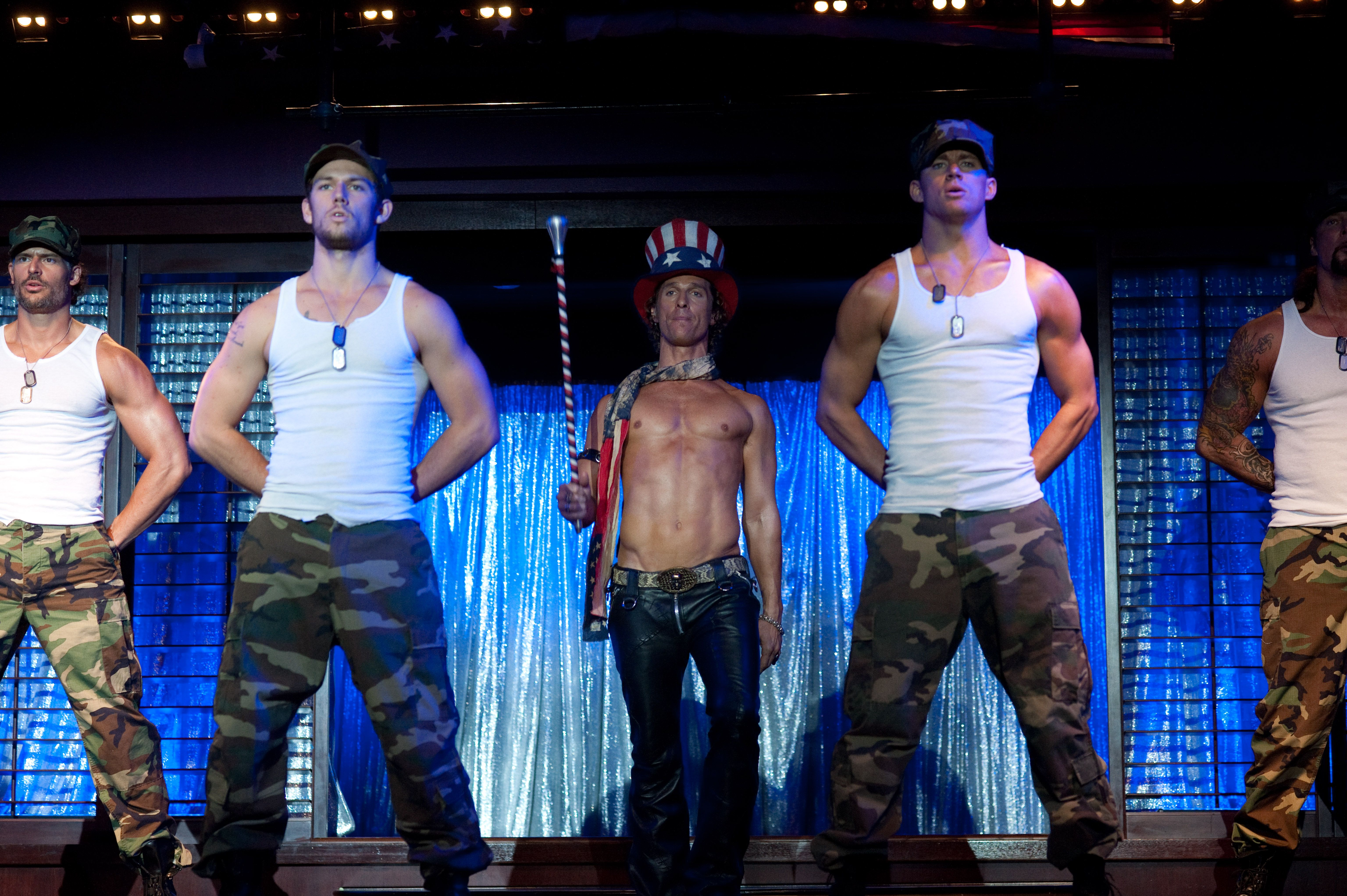 The Real Magic Mike HBO Max Reality Series Will Transform 10 Men Into Strippers